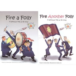 Fire a Folly / Fire Another Folly 2 book set