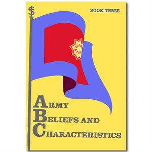 Army Beliefs and Characteristics Volume 3