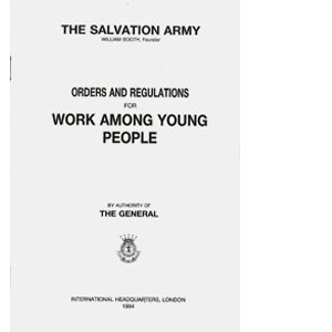 Orders and Regulations for Work Among Young People