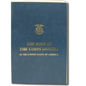 The Role of a Corps Officer in The United States of America
