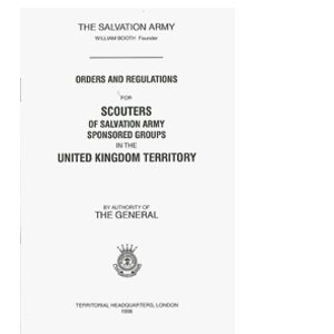 Orders and Regulations for Scouters