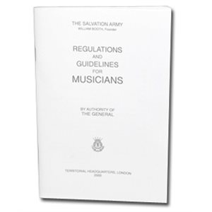 Regulations and Guidelines for Musicians