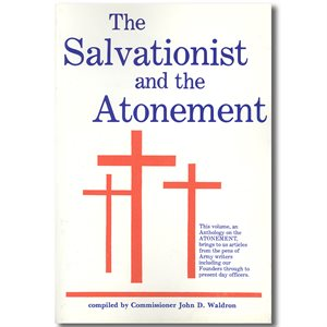 SALVATIONIST & THE ATONEMENT