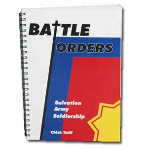 BATTLE ORDERS-STUDENT