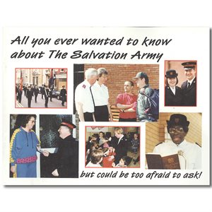 All You Ever Wanted to Know About The Salvation Army
