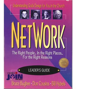 NETWORK LEADERS GUIDE; REVISED Zondervan Publishing,9780310257943