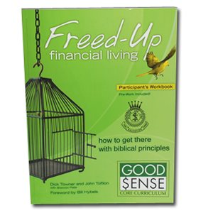 FREED UP PARTICIPANTS BOOK (GOOD SENSE)