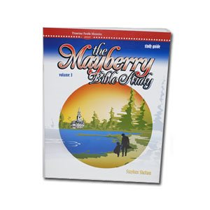 MAYBERRY VOL. 3 BIBLE STUDY-STUDY GUIDE