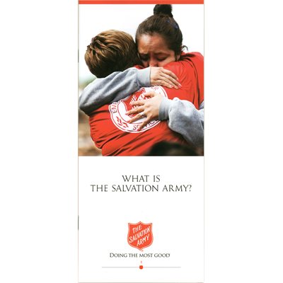 What is The Salvation Army (2017 Edition)