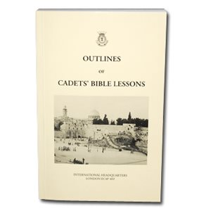 CADETS BIBLE LESSONS FROM IHQ