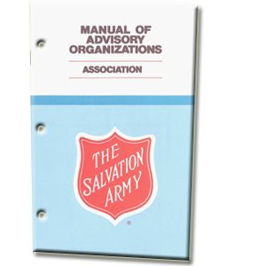Manual of Advisory Organizations #2: Association