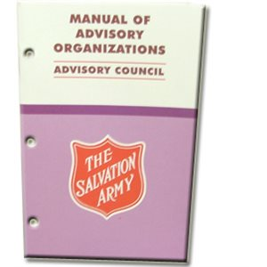 Manual of Advisory Organizations #4: Advisory Council