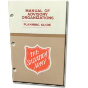 Manual of Advisory Organizations #7: Planning Guide