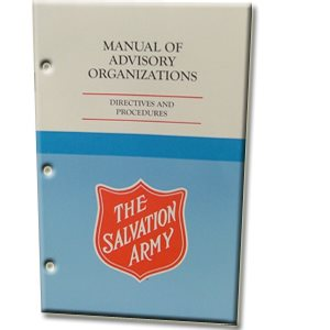 Manual of Advisory Organizations #8: Directives and Procesures