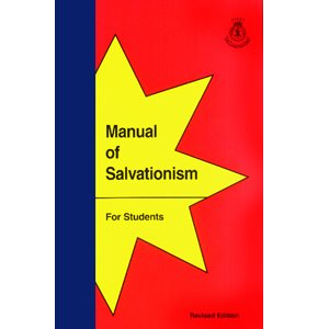 MANUAL OF SALVATIONISM STUDENT