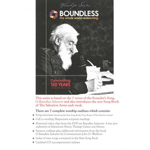 Worship Series: Boundless