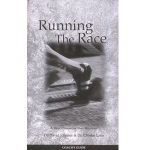 Running The Race - Leaders Book
