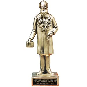 WILLIAM BOOTH AWARD STATUE (THQ ONLY)