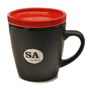 SA 1865 Mug With Coaster / Lid