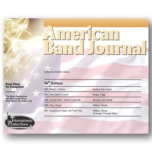 American Band Journal #66 (283-287)