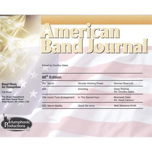 American Band Journal #68 (292-295)