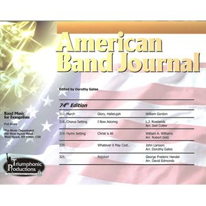American Band Journal #74 (317-321)