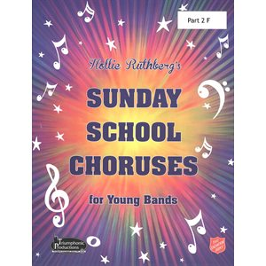 36 SS Choruses Part 2 F Hollie Ruthberg's for Young Bands