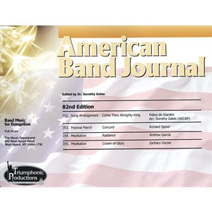 American Band Journal #82 (352-354)