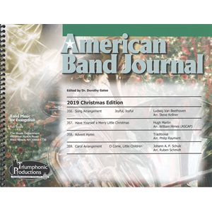 American Band Journal #83 (356-359)