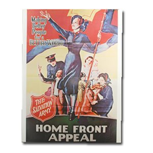 POSTER - HOME FRONT APPEAL