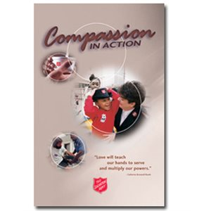 COMPASSION IN ACTION PROGRAM; BULLETIN COVERS