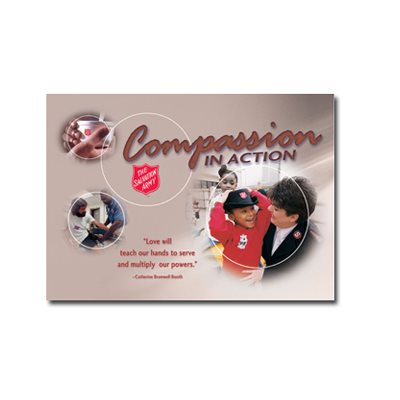 COMPASSION IN ACTION PLACEMAT