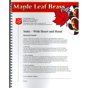 Maple Leaf Brass #28 - Suite - With Heart and Hand