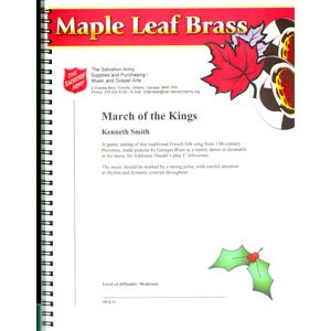 Maple Leaf Brass #31 - March of the Kings