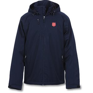 MENS INSULATED SOFT SHELL JACKET