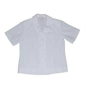 LADIES BLOUSE RUTH SHORT SLEEVE