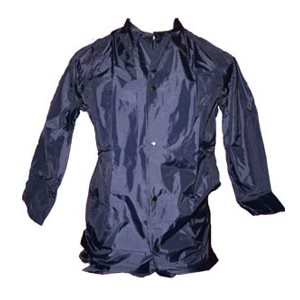 RUBBER RAIN COAT MAN DS