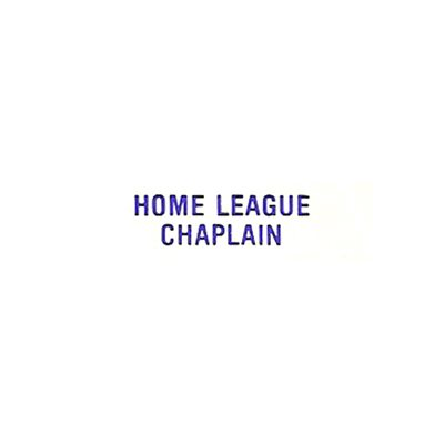 L O  HOME LEAGUE CHAPLAIN