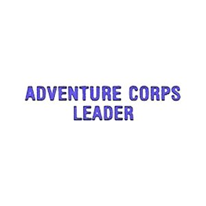 Local Officer Pin: Adventure Corps Leader