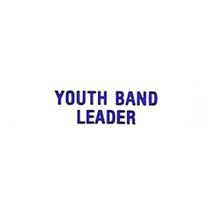 Local Officer Pin: Youth Band Leader