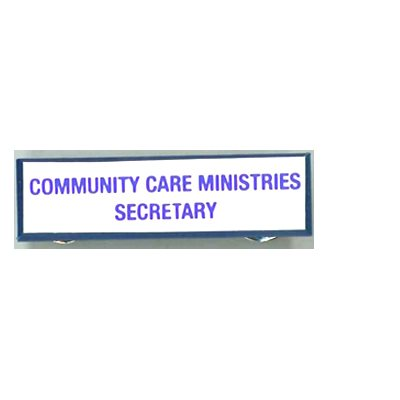 L O  COMMMUNITY CARE SECRETARY