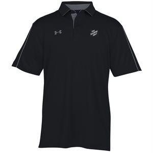 UA Men's Tech Polo w / TSA