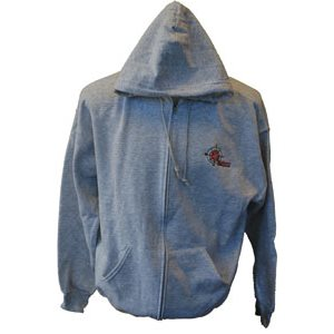 "Ash Grey Youth Hoodie ""The Salvation Army: Outdoors"""
