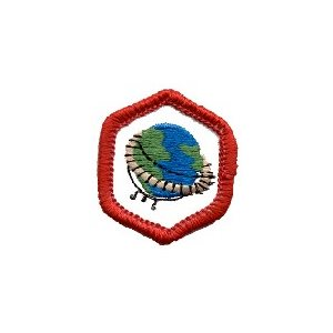 Ac / E Badge Earth Knowledge