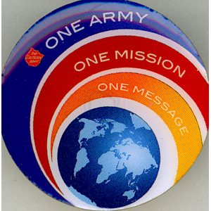 One Army Pin