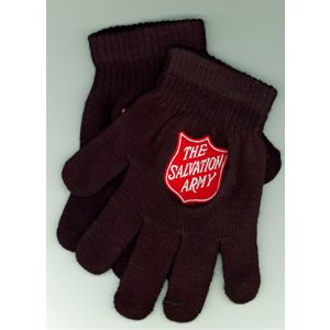 Gloves with Shield