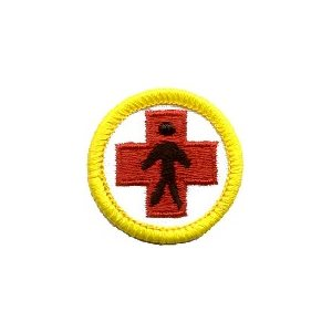 Gg Merit Badge Com Hlth & Sfty