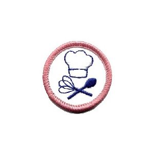 Gg Merit Badge Confident Cook