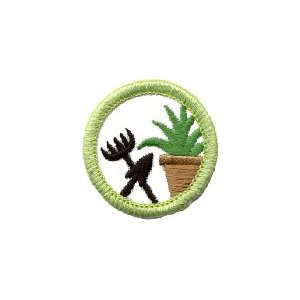 Gg Merit Badge Green Thumb
