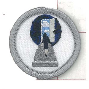 Gg Merit Badge Insht Adult Wrld